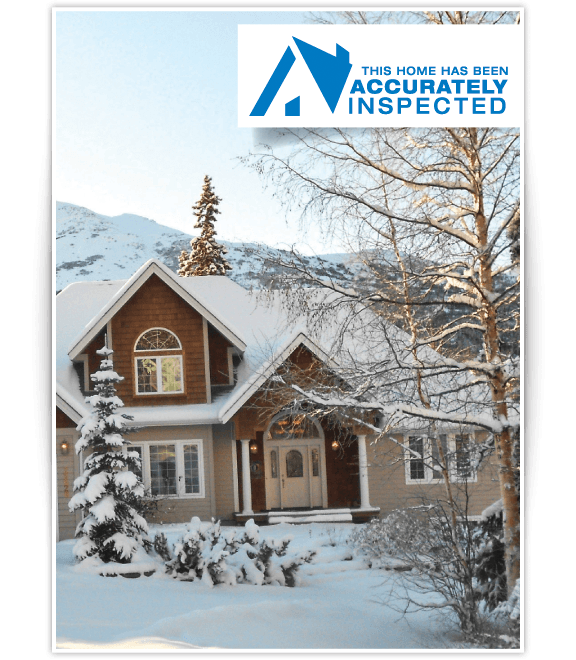 Anchorage Home Inspection - Accurate Inspection Service - Services We Provide